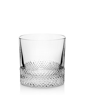 Richard Brendon - Diamond Double Old-Fashioned Glass