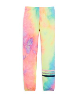 Vintage Havana - Girls' Tie-Dyed Joggers Pants - Big Kid
