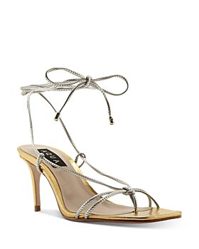 AQUA - Women's Dirlene High-Heel Strappy Sandals - 100% Exclusive