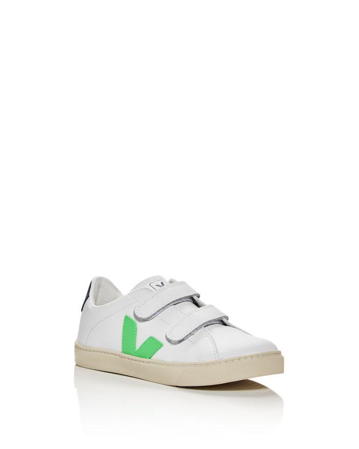 VEJA Unisex Esplar Velcro Low-Top Sneakers - Walker, Toddler, Little Kid     Bloomingdale's
