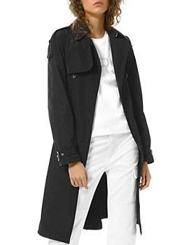 MICHAEL Michael Kors - Packable Trench Coat