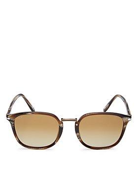 Persol - Unisex Square Sunglasses, 53mm