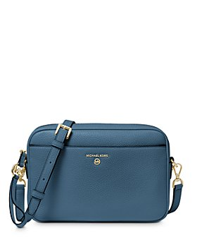 MICHAEL Michael Kors - Jet Set Charm Small Leather Camera Crossbody