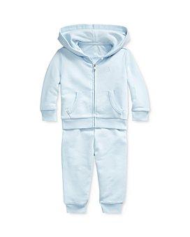 Ralph Lauren - Boys' Zip Hoodie & Jogger Pants Set - Baby