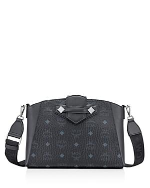 Mcm Visetos Esstential Small Crossbody-Handbags