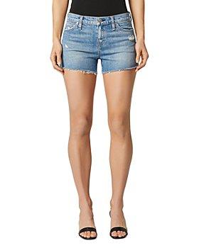 Hudson - Gemma Cutoff Denim Shorts in Worn Lullaby
