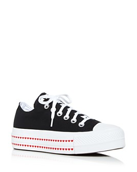 Converse - Women's Chuck Taylor All Star Platform Low-Top Sneakers