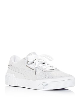 PUMA - Women's Cali Shimmer Low-Top Sneakers