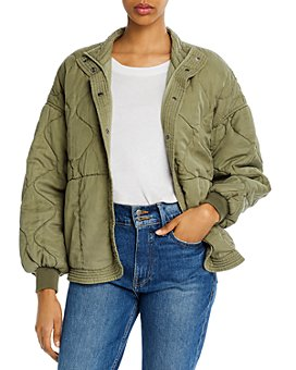 BLANKNYC - Quilted Jacket