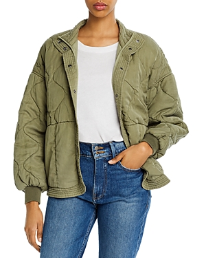 Blanknyc Quilted Jacket-Women