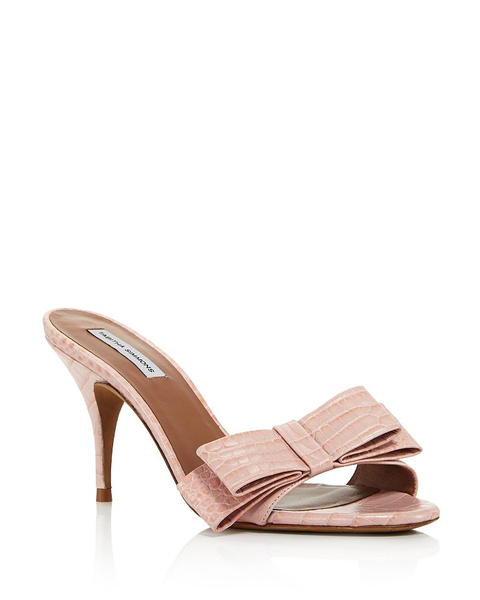 Tabitha Simmons - Women's Leela Bow High-Heel Sandals