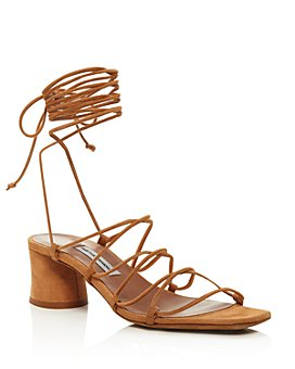 Tabitha Simmons - Women's Austen Mid-Heel Strappy Sandals