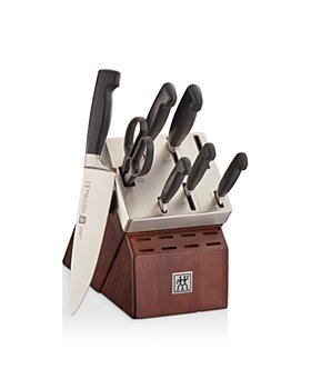 Zwilling J.A. Henckels - Four Star Self-Sharpening 8-Piece Knife Block Set