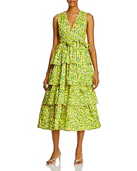 Banjanan - Eliza Printed Midi Dress