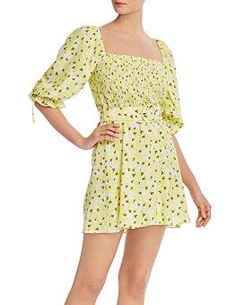 For Love & Lemons - Chrysanthemum Mini Dress