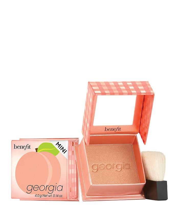 Benefit Cosmetics Georgia Blush, Mini - 0.14 Oz.
