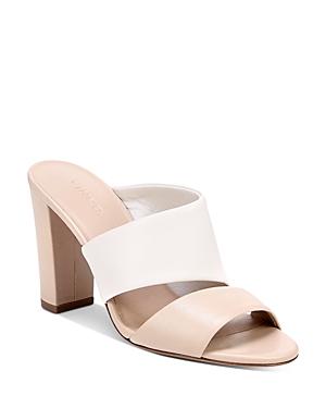 Vince Women\\\'s Hiro Block Heel Sandals