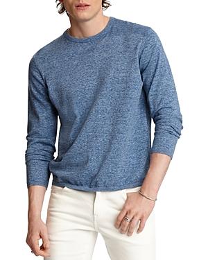 John Varvatos Star Usa Huntington Cotton Crewneck Sweater-Men
