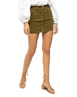 Free People - Virgo Mini Skirt