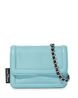 MARC JACOBS - The Mini Cushion Leather Bag