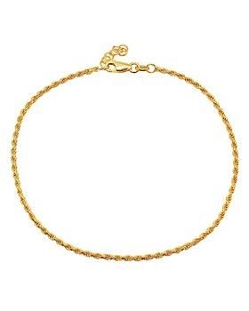 AQUA - Rope Chain Ankle Bracelet - 100% Exclusive