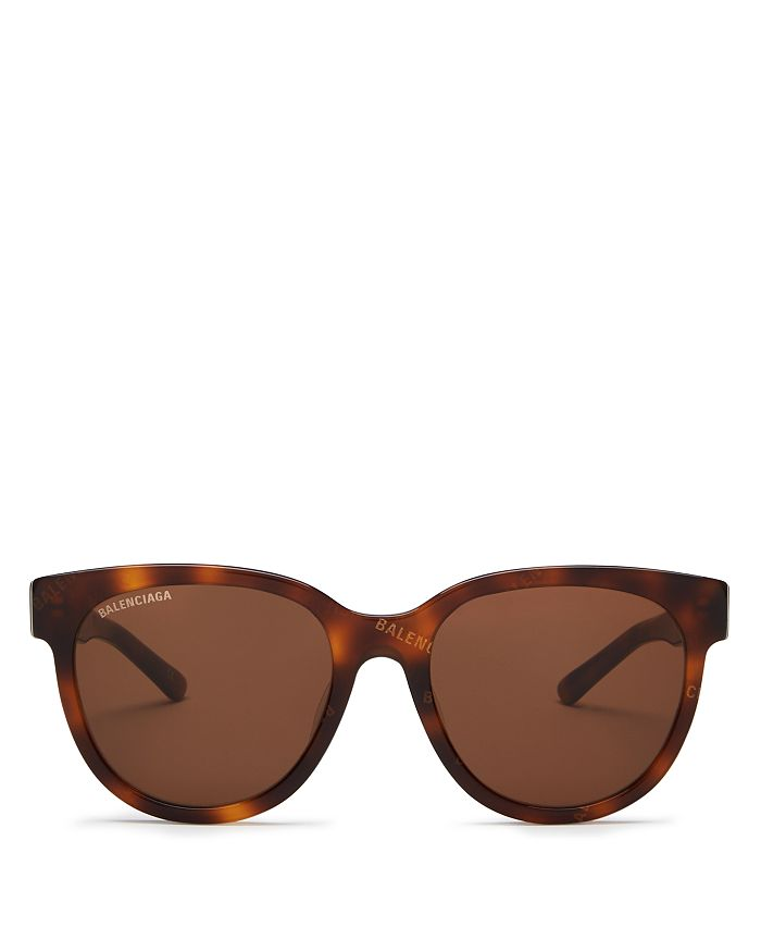 Balenciaga - Women's Round Sunglasses, 54mm