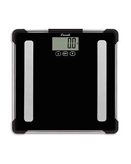 Escali - Body Analyzing Bathroom Scale