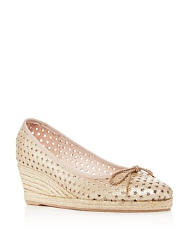 Paul Mayer - Women's Julep Espadrille Wedge Flats