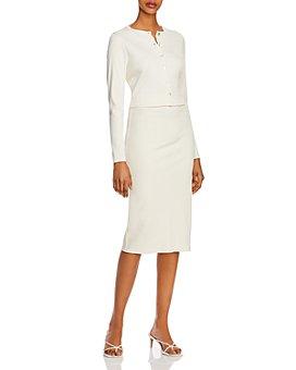 AQUA - Cropped Cardigan, Mini Skirt & Midi Skirt - 100% Exclusive