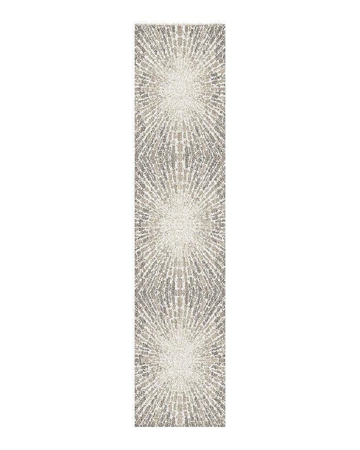 Palmetto Living Mystical Starburst Runner Rug, 2'3 X 8'0 In Natural