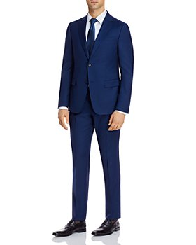 Z Zegna - Drop 8 Micro-Houndstooth Slim Fit Suit