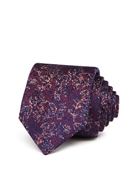John Varvatos Star USA - Fillmore Textured Classic Silk Tie