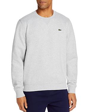Lacoste Cotton-Blend Brushed Fleece Sweatshirt