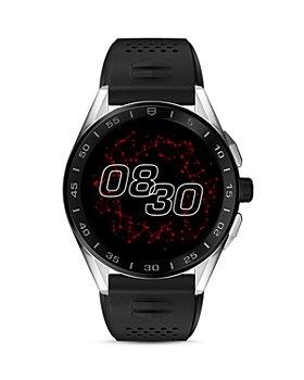 TAG Heuer - Modular Connected Black Bezel Smartwatch, 45mm