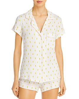 Eberjey - Printed Shorts Pajama Set