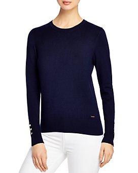 T Tahari - Long-Sleeve Sweater