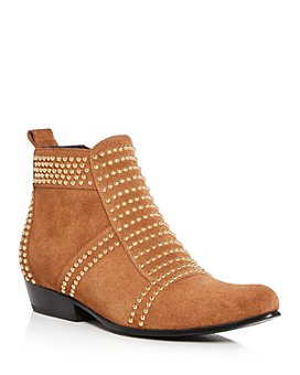 Anine Bing - Women's Charlie Studded Western Booties