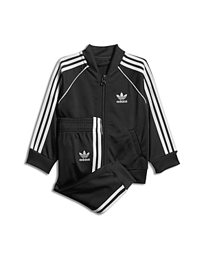 Adidas Girls' Superstar Track Jacket & Track Pants Set - Little Kid