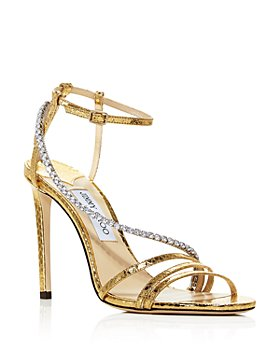 Jimmy Choo - Women's Thaia 100 Strappy High-Heel Sandals