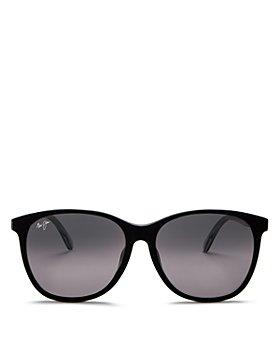 Maui Jim - Women's Isola Polarized Square Sunglasses, 58mm