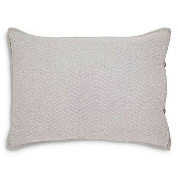"ED Ellen Degeneres - Dream Chevron Stitching Throw Pillow, 15"" x 20"""
