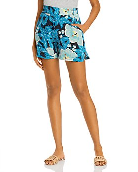 Equipment - Lyra Printed Silk Shorts