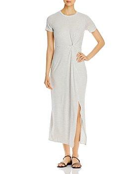 Vero Moda - Lulu Knotted Maxi Dress