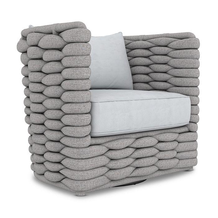 Bernhardt - Outdoor Wailes Swivel Chair