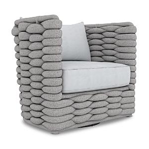 Bernhardt Outdoor Wailes Swivel Chair