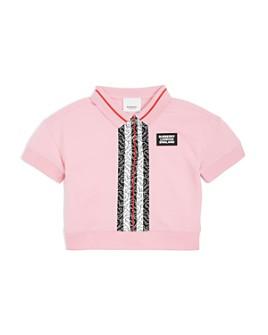 Burberry - Girls' Rebecca Polo Shirt - Little Kid, Big Kid