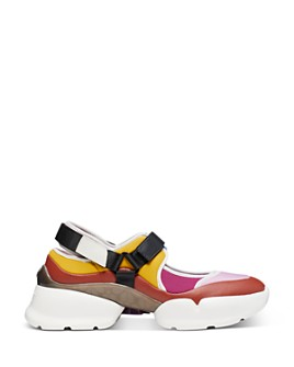 kate spade new york - Women's Cloud Cutout Multicolor Sneakers
