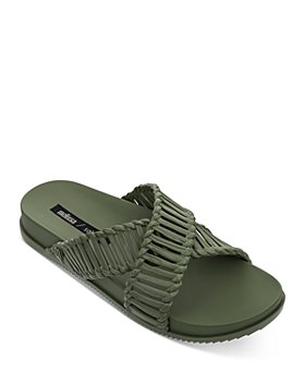 Melissa - Women's Cosmic II Slip On Crossband Sandals