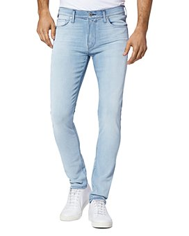 PAIGE - Croft Skinny Fit Jeans in Kace