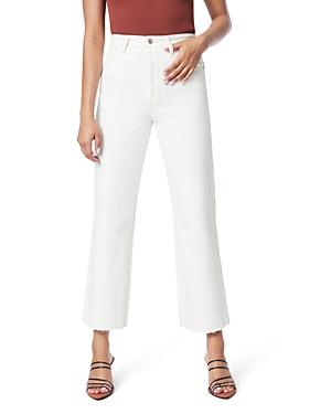 Joe\\\'s Jeans The Blake High-Rise Wide-Leg Jeans in Grove-Women